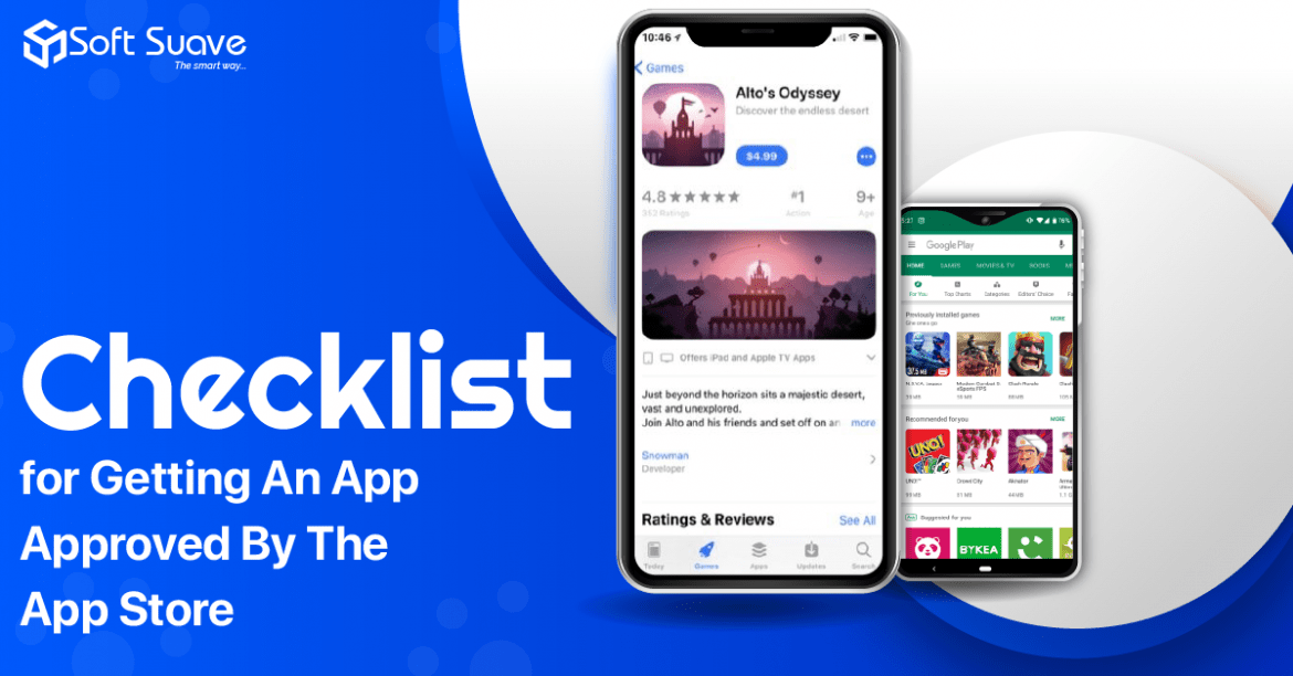 checklist submit app to app store