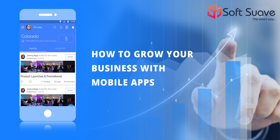 Easiest Way to Grow Your Business Using Mobile Application