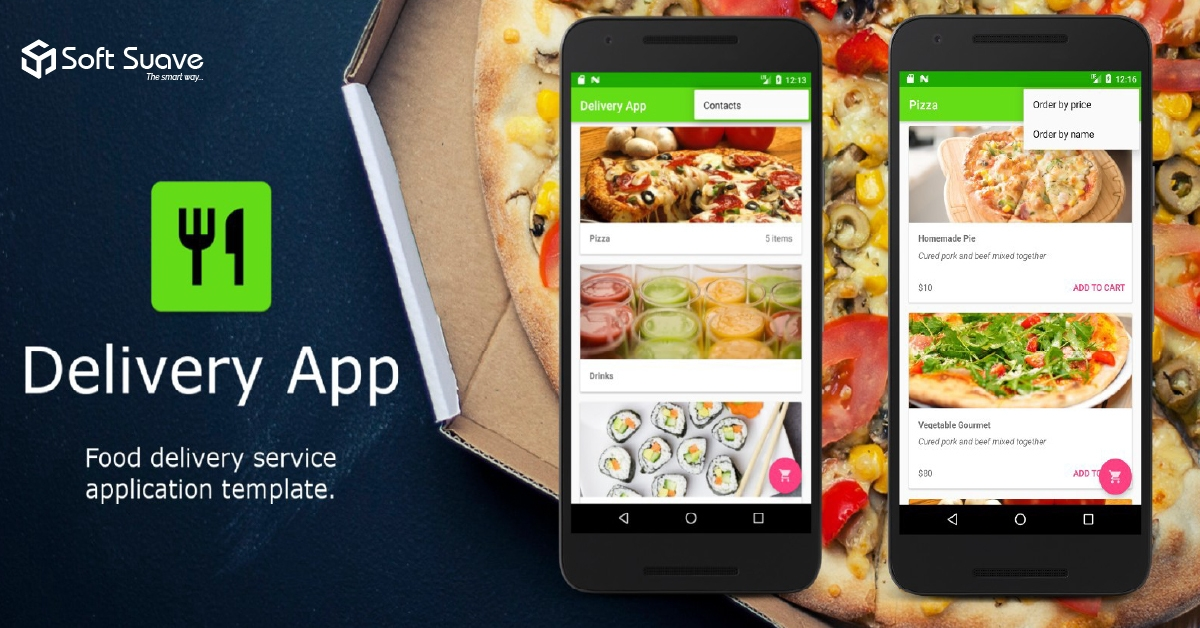 How Mobile Application Can Help to Grow Your Food Delivery Business