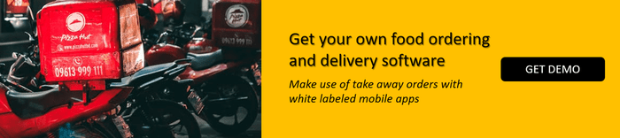 Free Food Delivery App Development Quote From Soft Suave