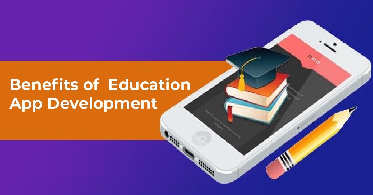 benefits of education app