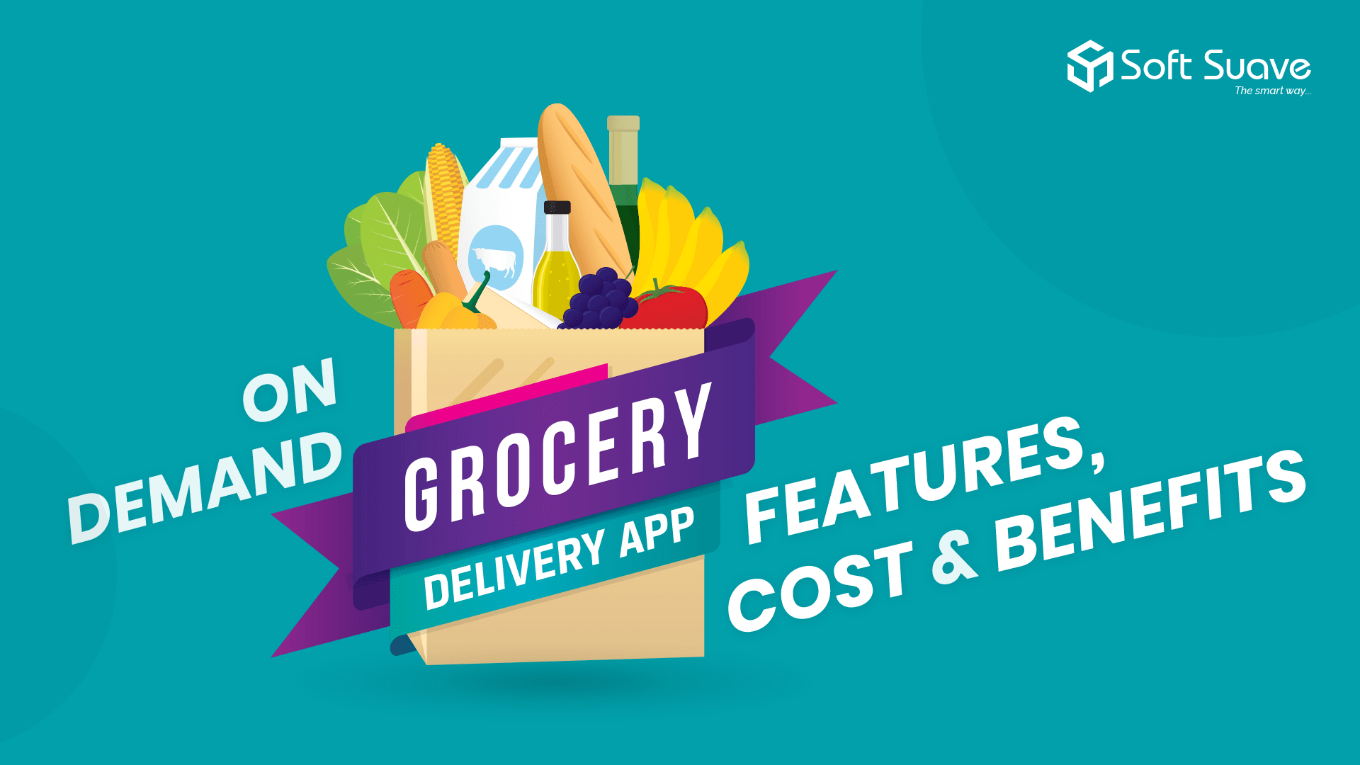 Guide For Successful Grocery Delivery App Development for your Business