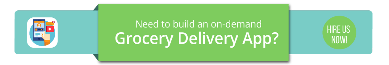 Hire Grocery App Development Company