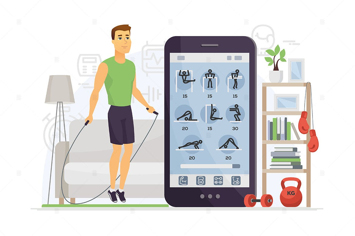 Cost of Developing a Fitness Mobile Application