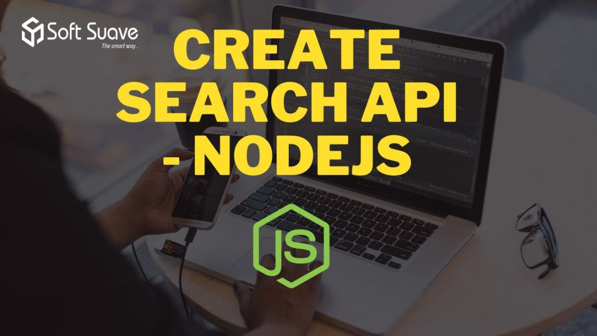 NodeJS - Search Bar
