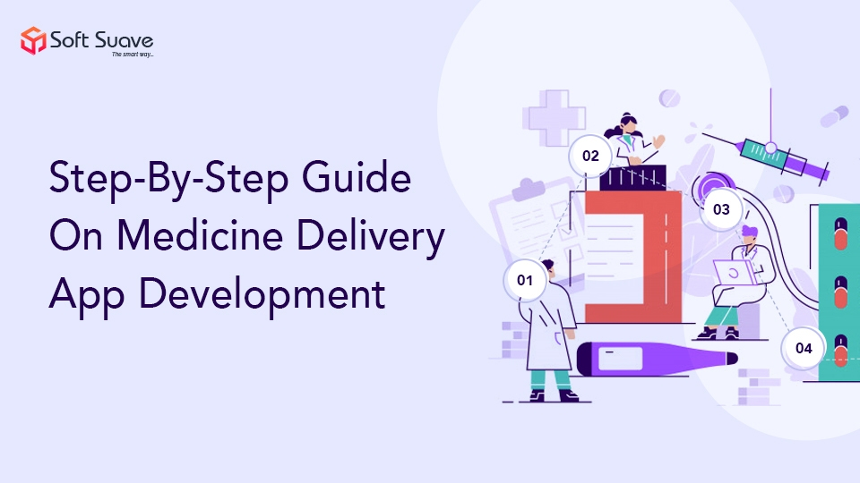 A Step-by-step Guide for Successful Medicine Delivery App Development