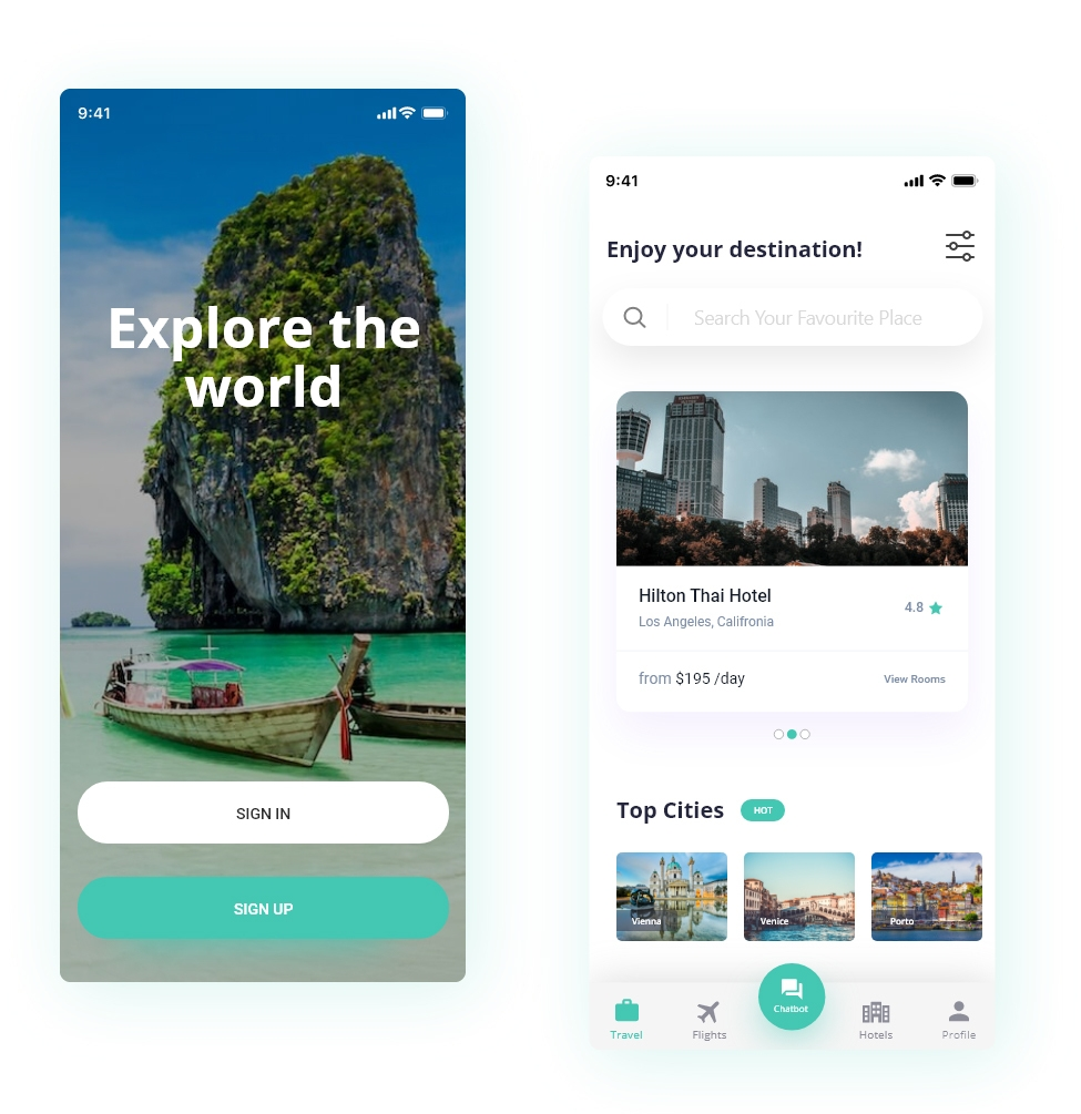 Guide For Travel Booking App Development Soft Suave