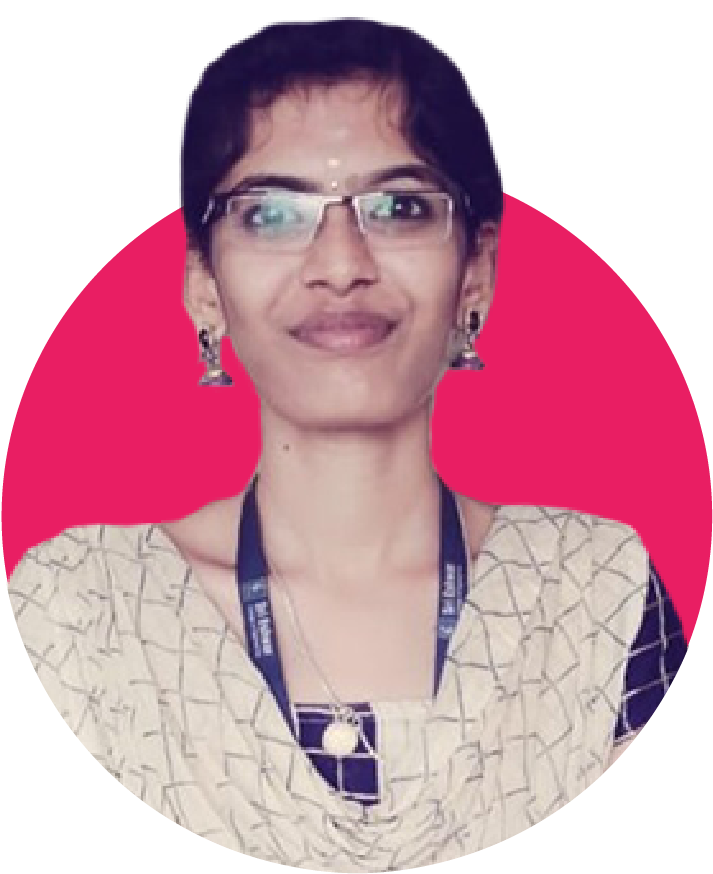 Malini Kanneswari full stack developer at Soft Suave