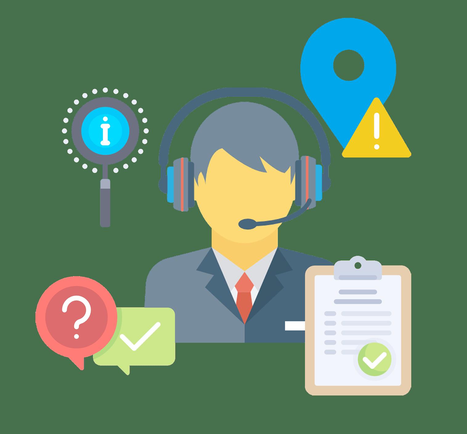 web-app-customer-support