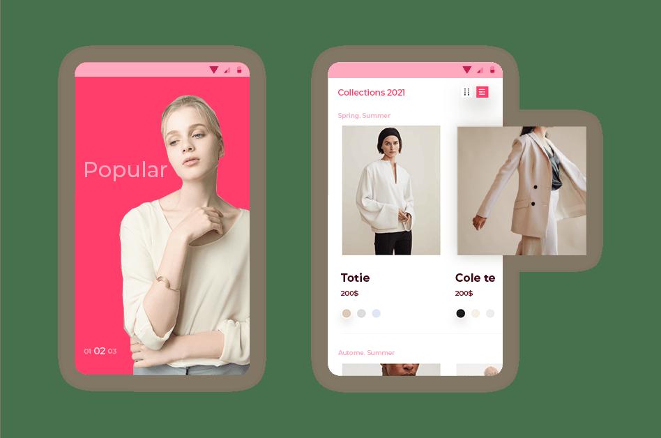 Clothing Multi-vendor Marketplace