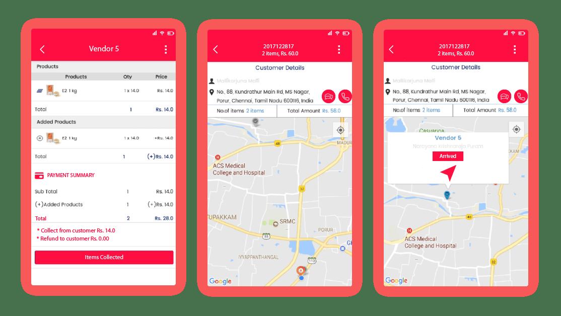 Multi-vendor Marketplace Platform - Shopper App