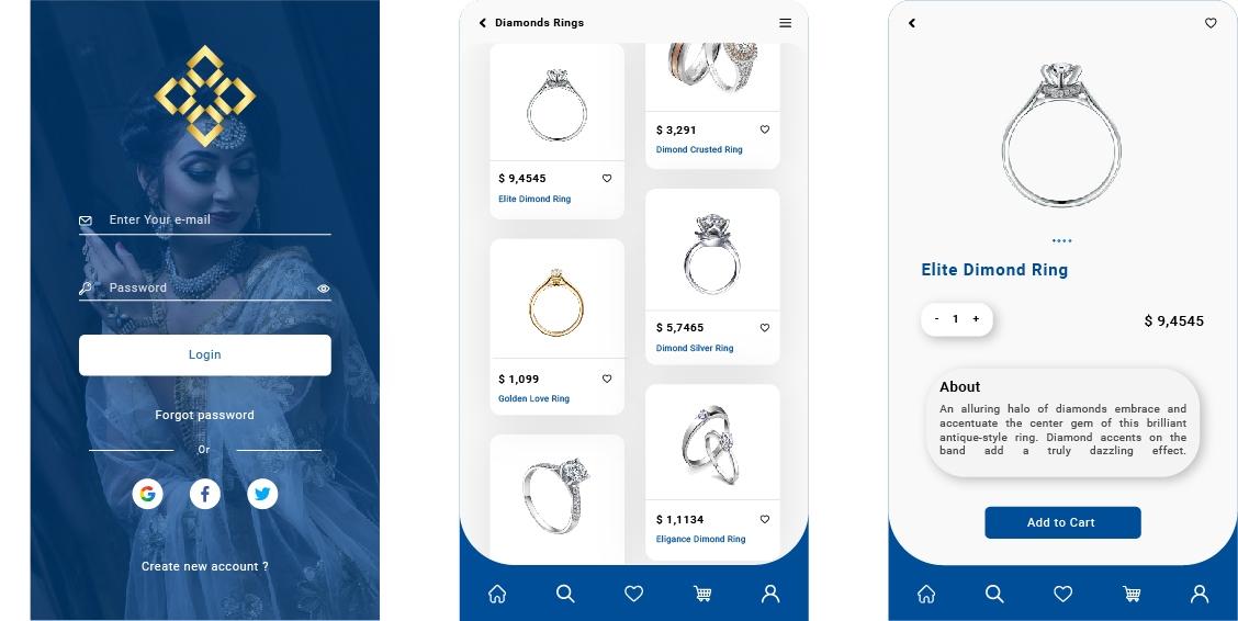 Build Multi-vendor Marketplace App for Jewelry Store