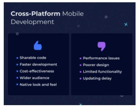 cross-platform app development company softsuave