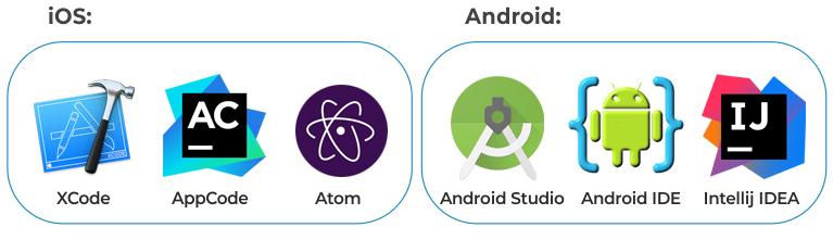 Native-app-dev-tools